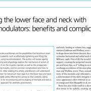 Journal of Aesthetic Nursing - May 2013