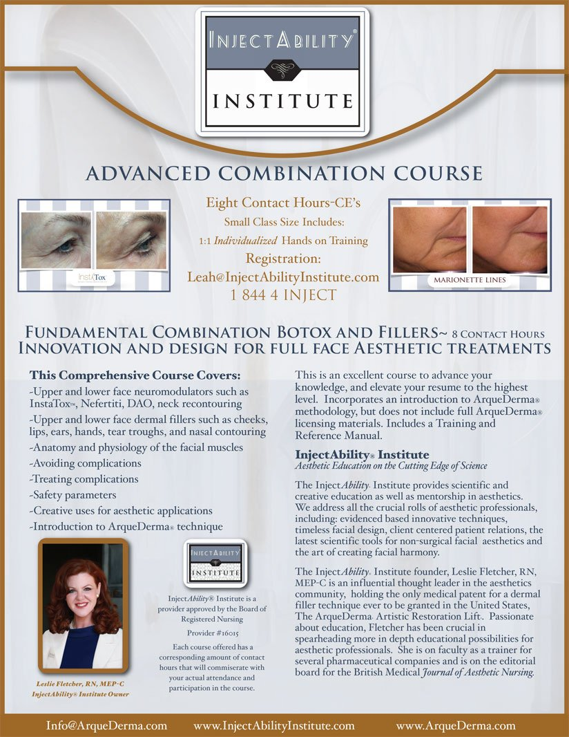 Advanced Combination Course